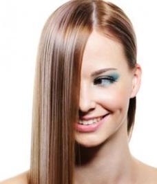 Tips Meluruskan Rambut Secara Alami  d95e2660ef