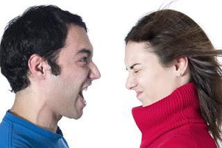 5. Sering Marah Tanpa Alasan