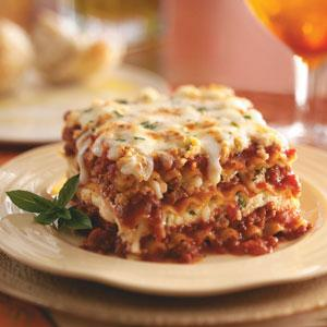 Kreasi Resep Lasagna Khas Italia
