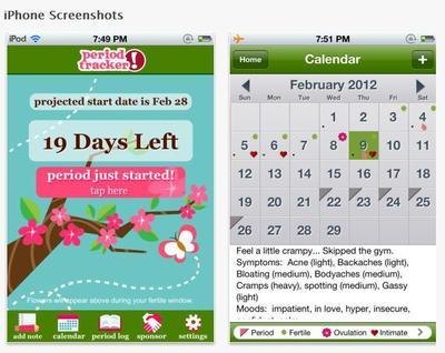 2. Period Tracker