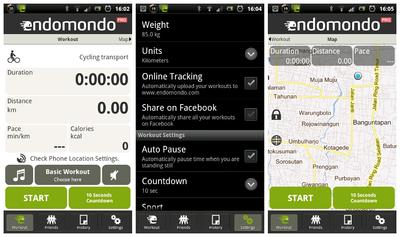 2. Endomondo