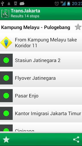 2. Trans Jakarta