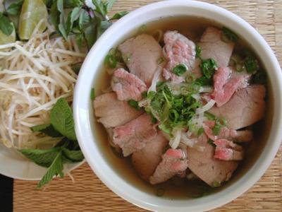 Pho Bo (Mie Kuah Sapi)