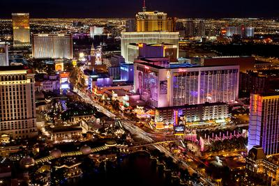 6. Las Vegas Strip