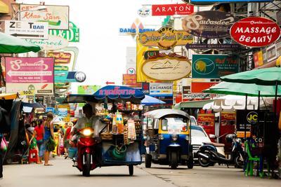 10. Khao San Road