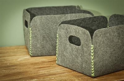 Manisnya, Box dari Kain Felt