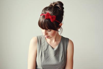 6. Crochet Headband