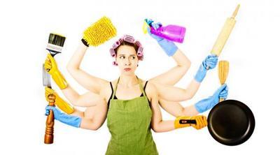 7. Melakukan Pekerjaan Rumah