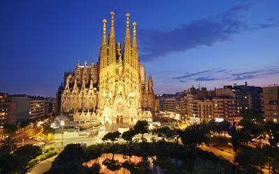 1. Barcelona, Spanyol