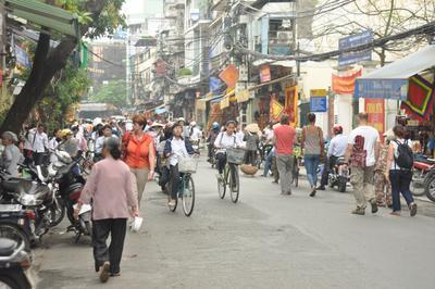 9. Hanoi, Vietnam