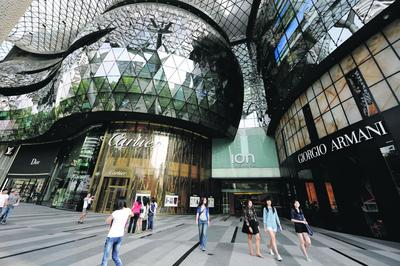 7 Tempat Belanja Terbaik di Singapura