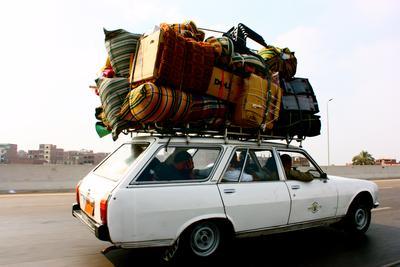 5. Packing terlalu banyak
