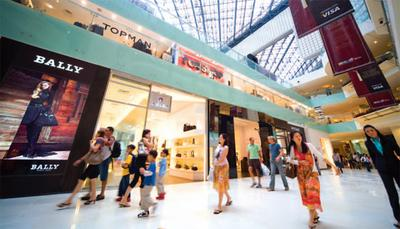 3. Raffles City Shopping Center