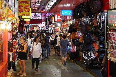 4. Bugis Street Market