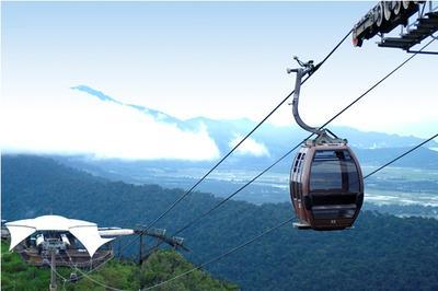 3. Panorama Langkawi Cable Car - Langkawi, Malaysia