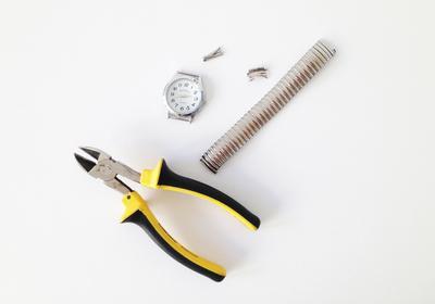 Wrap Watch DIY Kreasi 1