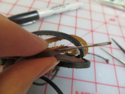 3. Wrap Watch DIY Kreasi 3