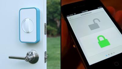 3. Mengganti Kunci Rumah Dengan Smartphone