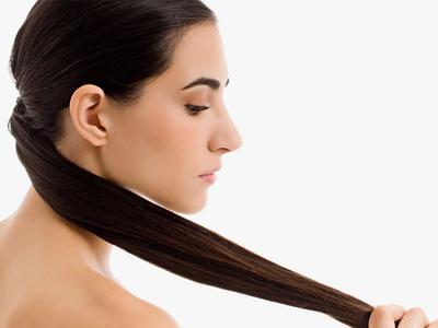 6. Menguncir Rambut