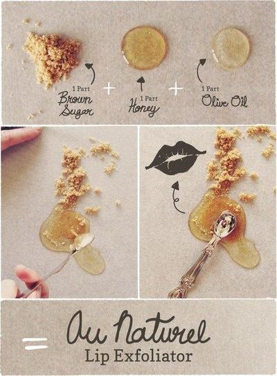 DIY: Varian Perawatan Bibir Dengan Madu