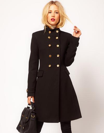 1. Military Coat