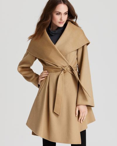 3. Wrap Coat