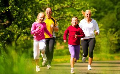 5. Olahraga Teratur