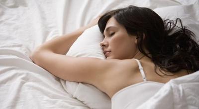7. Perhatikan Posisi Tidur