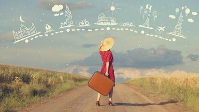 2. Baru saja pulang traveling tapi langsung merencanakan destinasi berikutnya