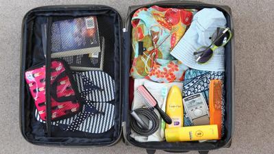 7. Kamu jago packing