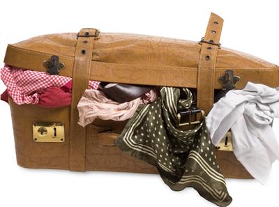 2. Packing terlalu banyak