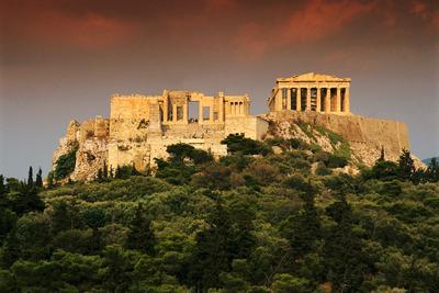 1. Athena - Yunani