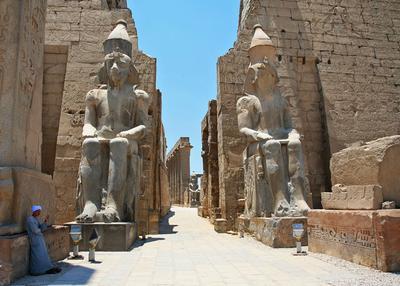 3. Luxor - Mesir