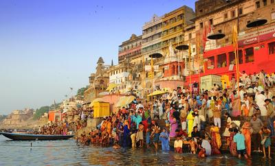 6. Varanasi - India