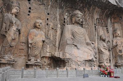 7. Luoyang - Tiongkok