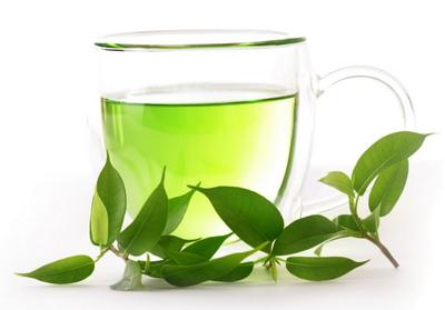 5. Teh Hijau (Green Tea)