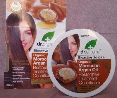 Argan Oil Hair Products