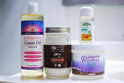 Varian Resep Perawatan Rambut Dengan Castor Oil