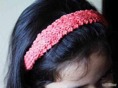 2. Skinny Headband