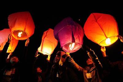 Keindahan Budaya di Dieng Culture Festival