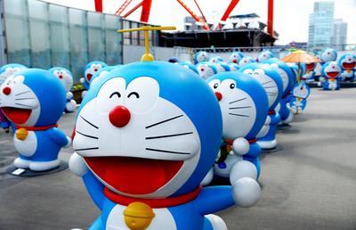 Tur Singkat ke Doraemon Museum Jepang