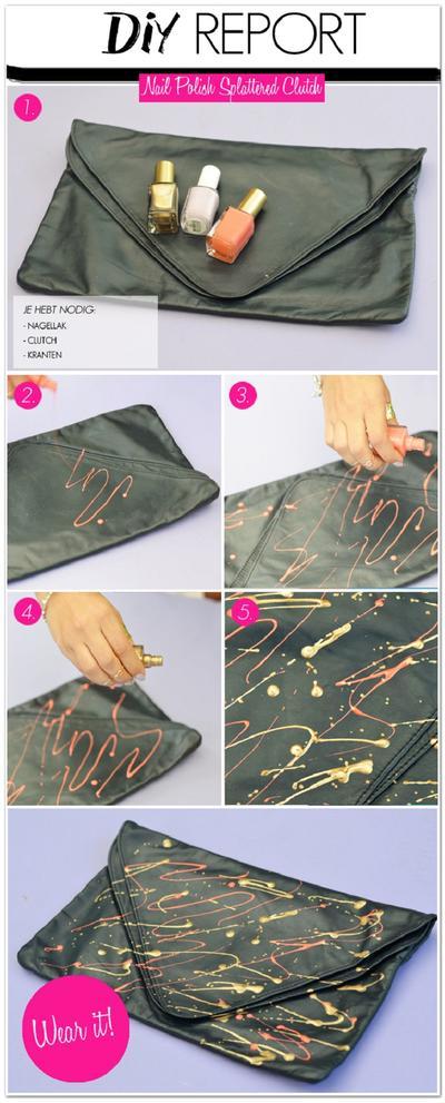 6 Kegunaan Kutek untuk Fashion