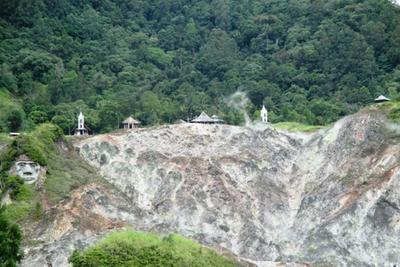 Tomohon, Sulawesi Utara