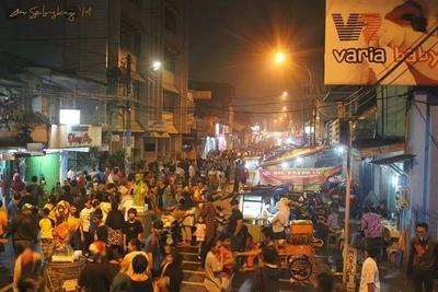 Wisata Kuliner di Pasar Lama Tangerang