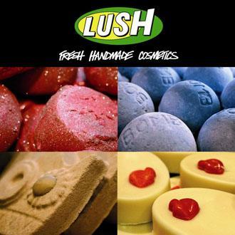 Lush, Kosmetik Handmade yang Segar dan Yummy