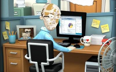 1. Office Jerk