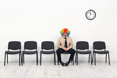1. Terlambat Datang Saat Wawancara
