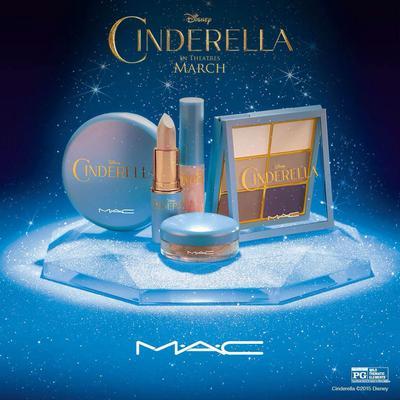 Koleksi Makeup Cinderella Limited Edition dari MAC