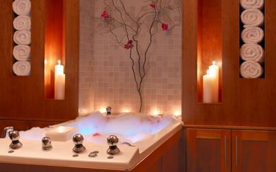 2. Mandi di Bath Tub