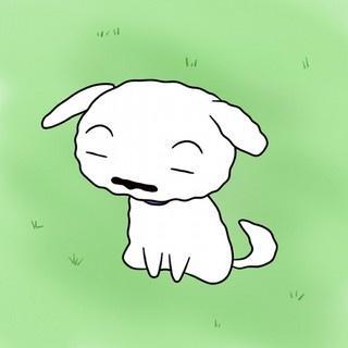 3. Shiro (Crayon Shinchan)